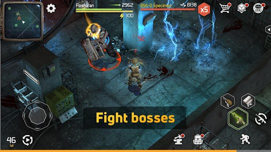 Dawn of Zombies: Survival after the Last War v2.65 Apk + Mod + Data Android 5