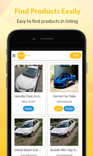 nearme u2013 Buy and Sell locally Apk 2