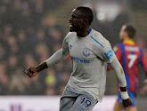 Oumar Niasse (Everton) suspendu 2 rencontres pour simulation