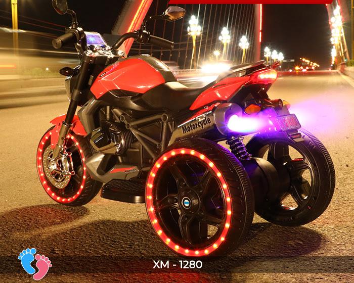 Xe moto điện cho bé XM-1280 15