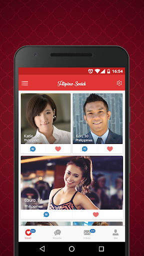 Filipina dating chat room