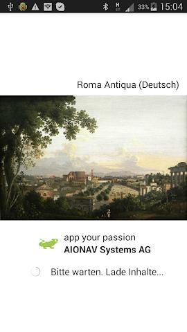 Screenshot 1 Antikes Rom (DE)