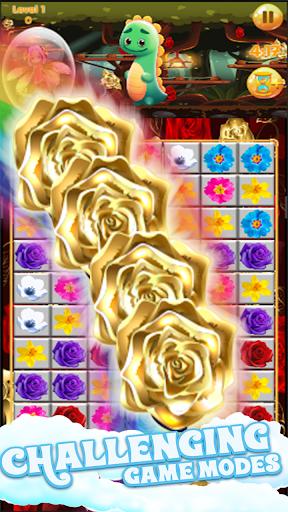 Flowers Blast - flower games 1.14 screenshots 2