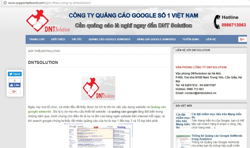 Công ty DNT Solution