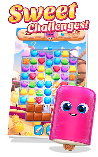 Cookie Jam Blast - Match & Crush Puzzle 3.0.131 screenshots 3