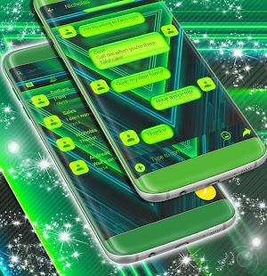 Zdarma 2017 Zelená SMS Téma - náhled