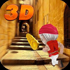 Temple Arabian Nights Run 3D