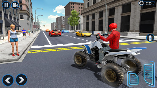 ATV Quad Bike Simulator 2020: Bike Taxi Games 3.1 screenshots 8