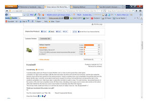 Photo: When I shop online, I always read the reviews.  I would say 4 out of 5 stars is a very solid product.