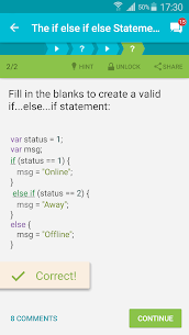 Learn JavaScript Apk Latest Version Download For Android 3