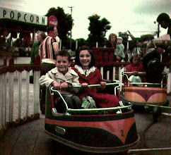 Photo: Pete and Barb at a carnival