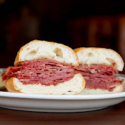 Corned Beef on French Roll (Full Sandwich)