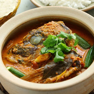 Easy, Delicious Thai Fish Curry!.