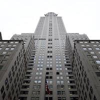 Chrysler Building di