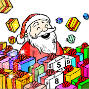 App Christmas Color by Number - Glitter & Crayon Paint APK for Windows Phone