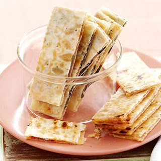 Lavash Sandwiches with Sweet and Savory Fillings