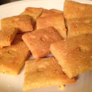 Cheese Crackers ~ S Recipe