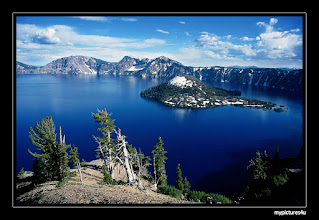 Photo: Crater Lake, Oregon