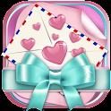 Special Ecards Romantic Love icon