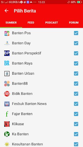 Berita Banten Terkini 1.0 screenshots 7