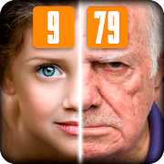 Age in the face simulator