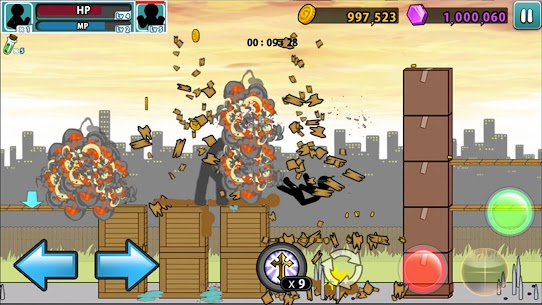 Anger of stick 5 : zombie MOD 1.1.5 (Unlimited Money) Apk 3