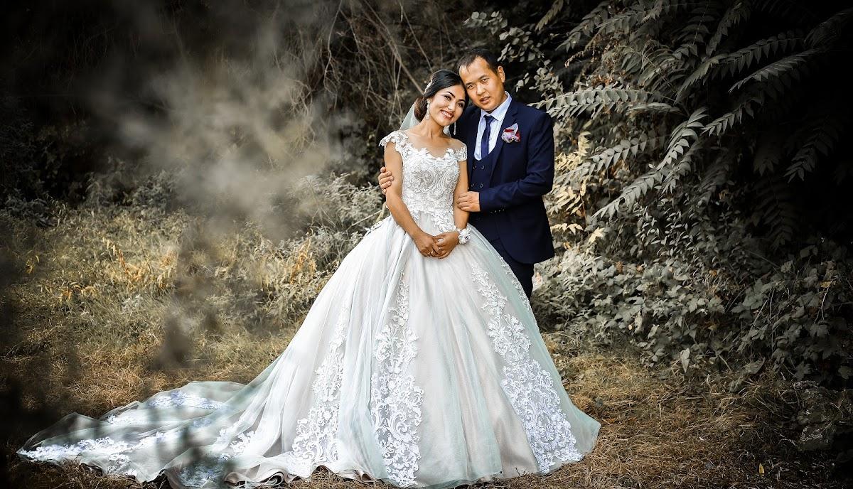 Свадебные фото кыргызстана