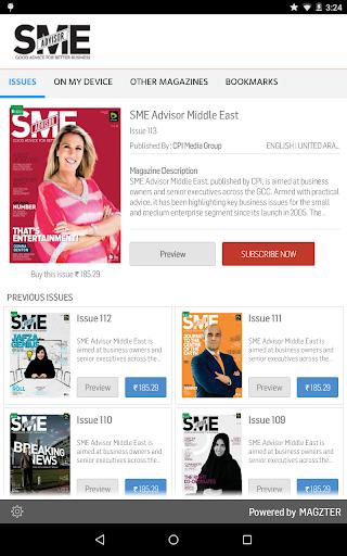 SME Advisor Middle East