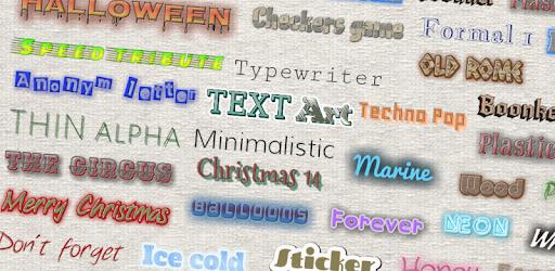TextArt ☆ Cool Text creator - Apps on Google Play