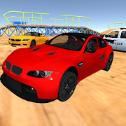 تحميل E46 M3 Drift and Drive Cop Car لعبة محاكي APK + Mod 1 APK