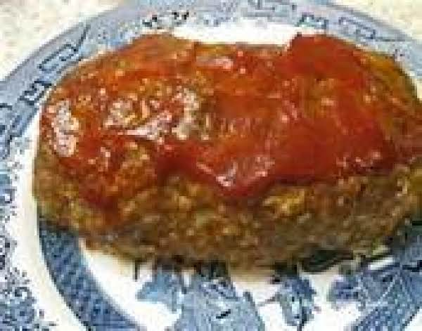 Uncle Dee's Meatloaf