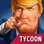 Donut Trumpet Tycoon Realestate Investing Game 2.1.4