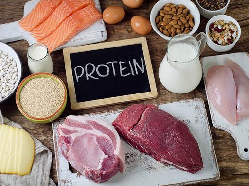 Tac hai khi nap qua nhieu protein vao co the 01