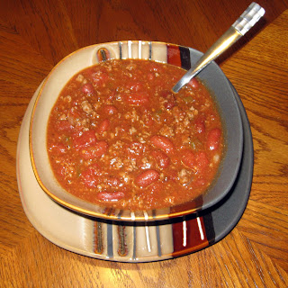 Deer Chili Beans