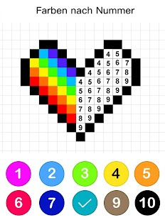 Color by Number - No.Draw Screenshot