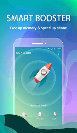 Smart Booster- Memory Booster & Phone Cleaner 2.0.218 app download 1