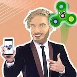Crazy Fidget Spinner Icon