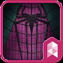 Tema розовый паук icon