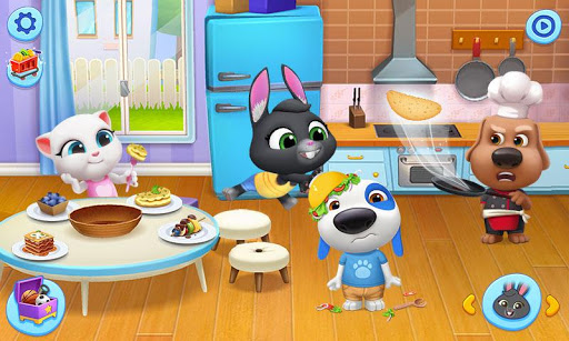 My Talking Tom Friends screenshots 5