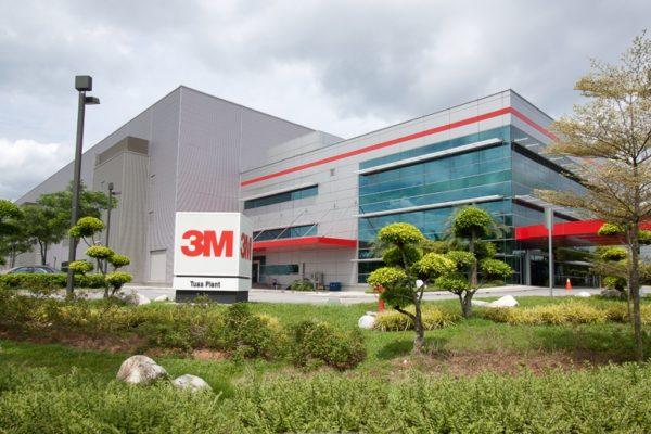3M Singapore Tuas plant