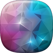 Crystal lomo launcher theme
