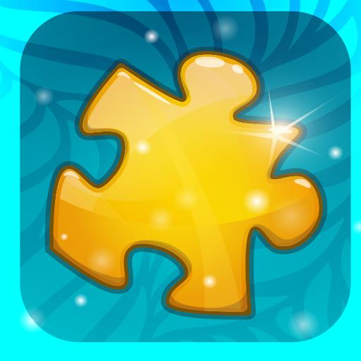 Jigsaw Gold Puzzlic