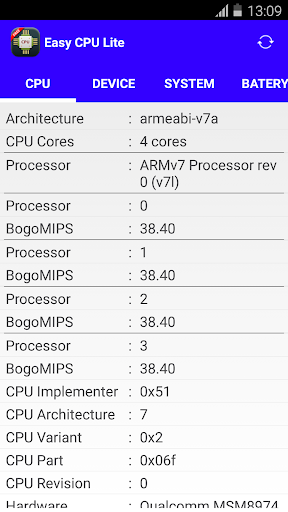 Easy CPU Lite