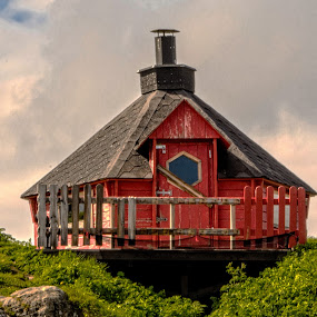 Playhouse by Richard Michael Lingo - Buildings & Architecture Other Exteriors ( children, playhouse, norway, building, architecture,  )