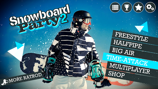 Snowboard Party 2 Lite- screenshot thumbnail