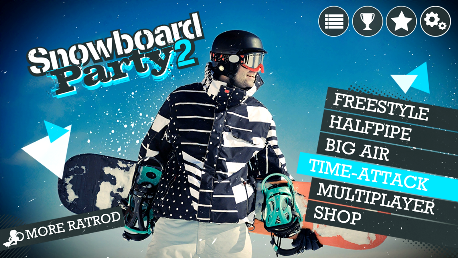 Snowboard Party 2 Lite- screenshot