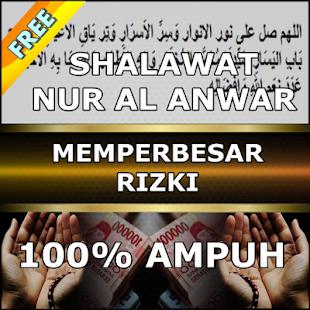 SHALAWAT NUR AL ANWAR (MEMPERBESAR RIZKI) - náhled