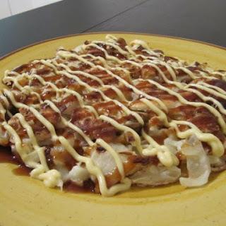 Easy Okonomiyaki