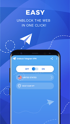 Telegram Unblock VPN app (apk) free download for Android/PC/Windows