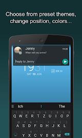 Floatify - Quick Replies Screenshot 3